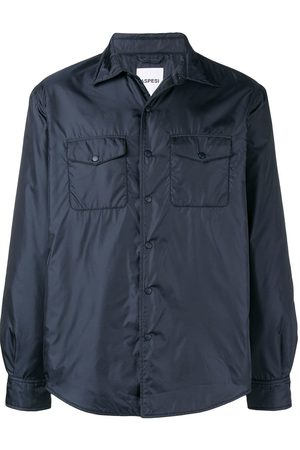 Aspesi Shirt style wind-breaker jacket