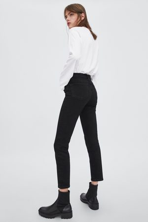 Zara MID-RISE-JEANS – AUTHENTIC