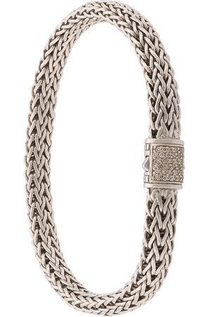 John Hardy Damen Armbänder - Classic Chain diamond bracelet