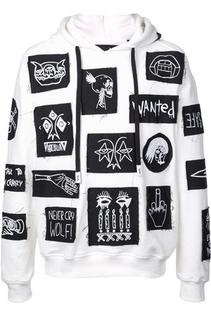 HACULLA Stabat patch hoodie
