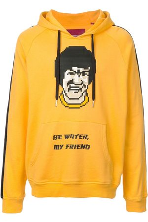MOSTLY HEARD RARELY SEEN Be Water My Friend hoodie