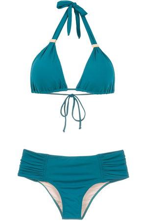 Brigitte Damen Bikinis - Ruched bikini set