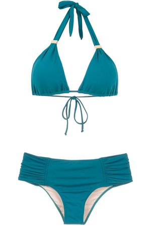 Brigitte Ruched bikini set