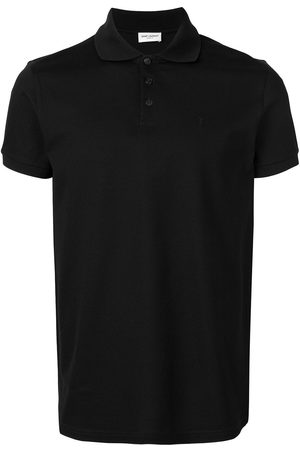 Saint Laurent Short-sleeve polo shirt