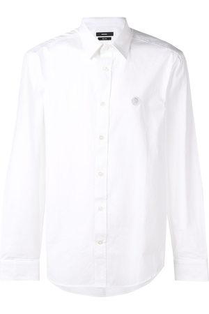 Diesel Herren Kurze Ärmel - Plain basic shirt