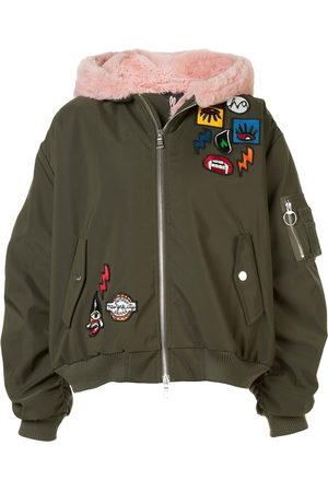 HACULLA Damen Sommerjacken - Aberrant patch bomber jacket