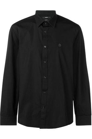 Diesel Herren Kurze Ärmel - Basic plain shirt