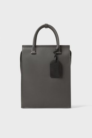 Zara SHOPPER IN SCHWARZ