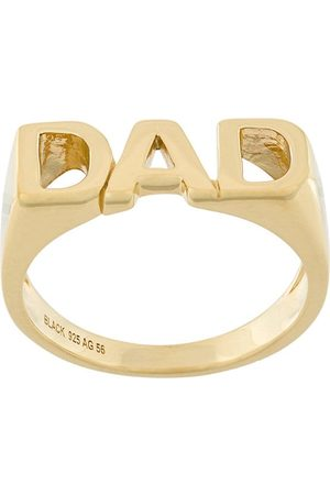 Maria Black Dad ring