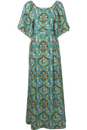 La Doublej Damen Freizeitkleider - Geometric print dress