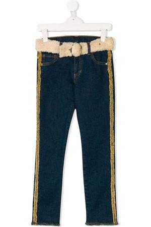 Andorine Belted jeans