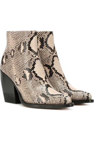 Chloé Ankle Boots Rylee aus Leder