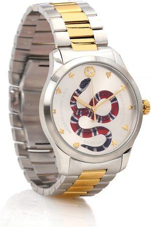 Gucci Damen Uhren - Uhr G-Timeless 38mm