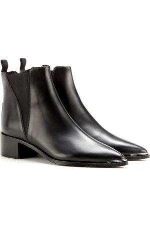 Acne Studios Ankle Boots Jensen aus Leder