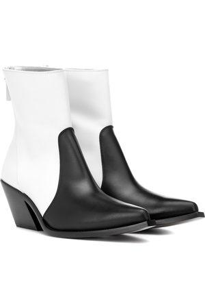 Givenchy Ankle Boots aus Leder