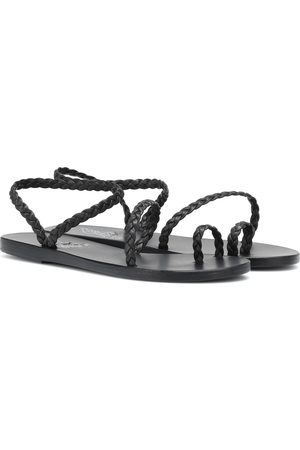 Ancient Greek Sandals Sandalen Eleftheria aus Leder