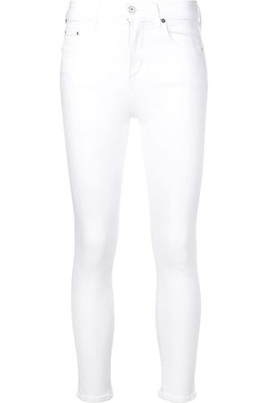 Citizens of Humanity Damen High Waisted - Rocket cropped high-rise skinny jeans