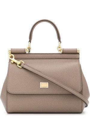 Dolce & Gabbana Small Sicily tote bag