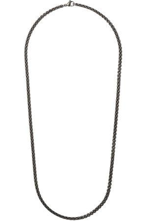 David Yurman Box Chain medium 4mm necklace