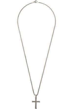 David Yurman Cable Cross pendant