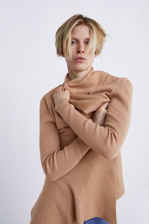 Zara ASYMMETRISCHE OVERSIZE-JACKE