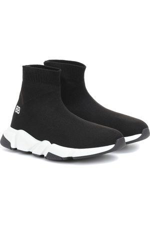 Balenciaga High-Top-Sneakers Speed