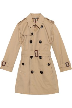 Burberry Trenchcoat aus Baumwolle