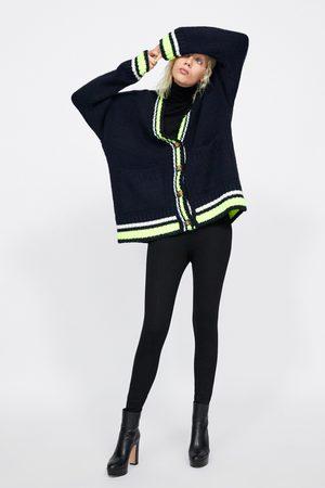 Zara LEGGINGS MIT BREITEM BUND