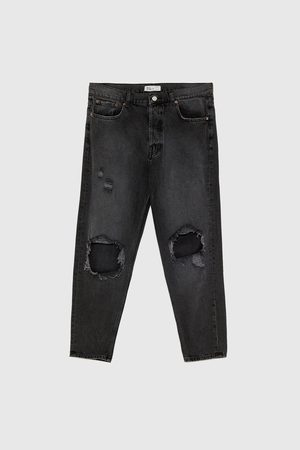 Zara RELAXED-FIT-JEANS