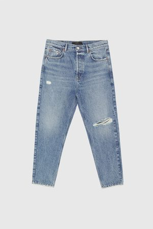 Zara BASIC-JEANS IM RELAXED-FIT