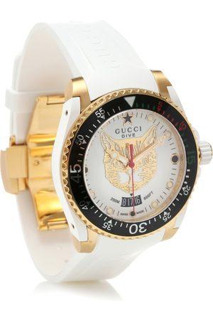 Gucci Uhr Dive 40 mm