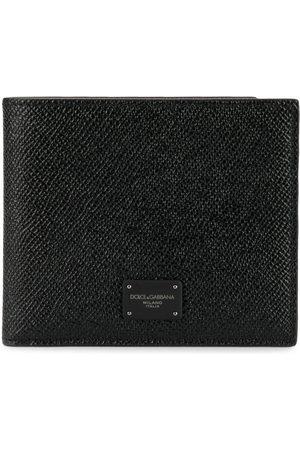 Dolce & Gabbana Logo plaque wallet