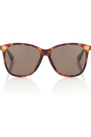 Gucci Sonnenbrille in Schildpattoptik