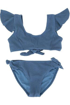 Duskii Mädchen Tankinis - Zoe ruffle bikini set