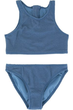 Duskii Zoe zip bikini set