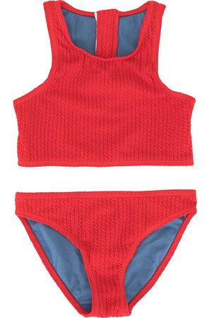 Duskii Mädchen Tankinis - Yara zip bikini set