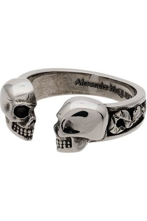 Alexander McQueen Skull Head Ring
