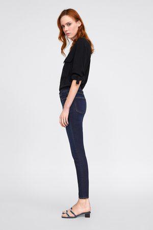 Zara Skinny-jeans zw premium in true blue