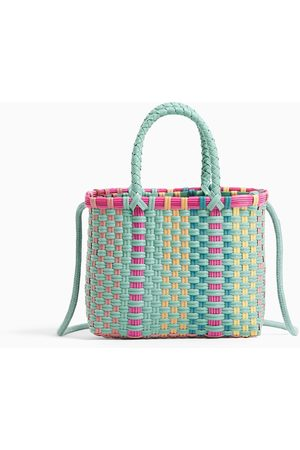 Zara Multicoloured basket