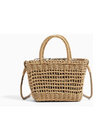 Zara Mini basket with contrast lining