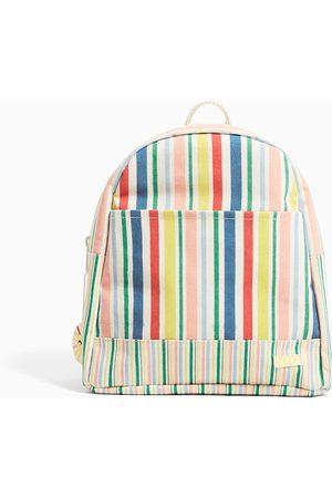 Zara Striped backpack