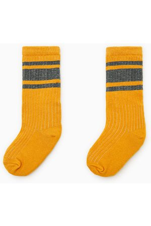 Zara Socken mit streifen