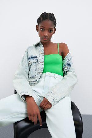 Zara Mom-fit-jeans authentic denim