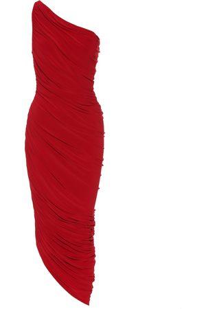 Norma Kamali Damen Freizeitkleider - Midikleid Diana aus Jersey