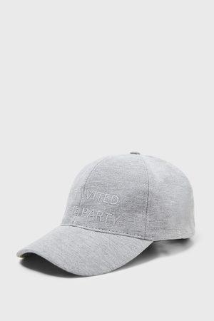 Zara Pikee-baseballcap mit stickerei