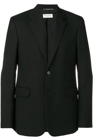 Saint Laurent Fitted single breasted blazer