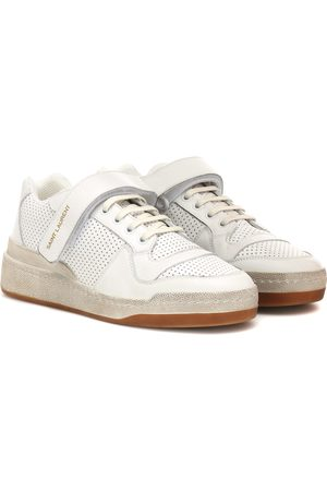 Saint Laurent Sneakers SL24 aus Leder