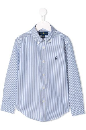 Ralph Lauren Jungen Shirts - Striped logo shirt