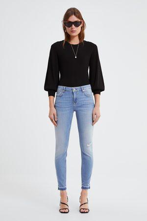 Zara Skinny-jeans zw premium in soma blue