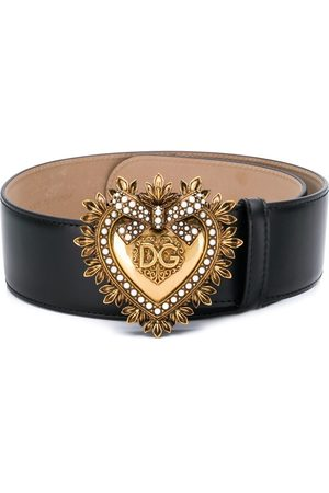 Dolce & Gabbana Devotion buckle belt